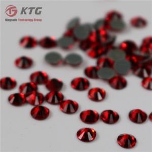 Wholesale Intensive Glue Iron on Gems Ss4 Crystal Ab Hot Fix Rhinestones for Women Underwear pictures & photos