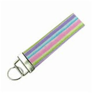 Fashion Customized Fabric Keychain Gift pictures & photos