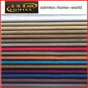 Knitting Velvet Fabric of 2016 Polyester Textile Fabric (EDM529) pictures & photos