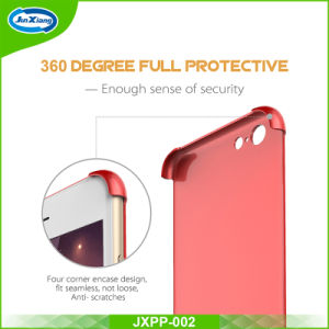 360 Full Protection Mobile Phone Case for iPhone 7 with Tempered Glass pictures & photos