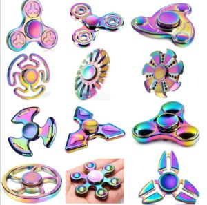 Dazzling Spinner Metal Spinner Fidget Spinner pictures & photos