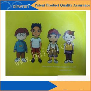 A4 Size Eco Solvent Printer Leather Digital Printing Machine with Ce Certification pictures & photos