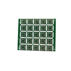 4 Layer Impedance Control Half Hole PCB for Hand-Held Terminal pictures & photos