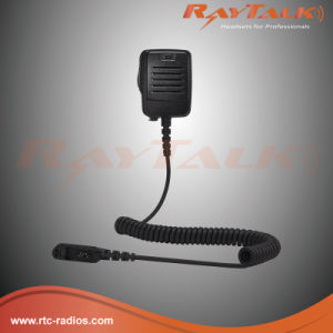 Rsm-500 Water-Resistant Professional Two Way Radio Speaker&Microphone pictures & photos