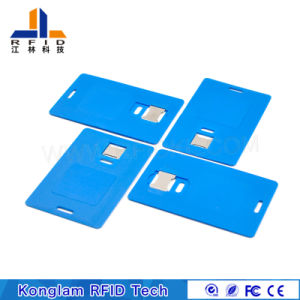 Wholesale ID Smart RFID Membership PVC Card pictures & photos