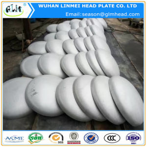 LPG Gas Pressure Vessel Head Stainless Steel 316L Dished Ends Head Torispherical Head pictures & photos