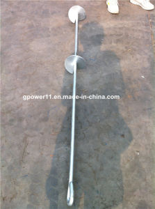 Standard Low Price Earth Ground Screw Anchor Earth Anchor pictures & photos