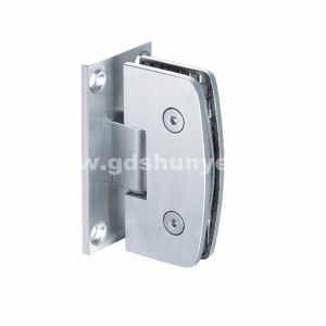 Stainless Steel Shower Door Hinge for Glass Door (SH-0210) pictures & photos