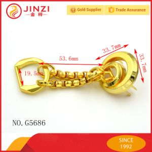 High Quality Shiny Metal Hardware Accessories for Handbags pictures & photos