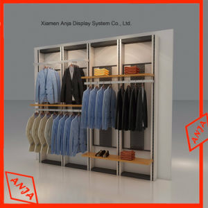 Wholesale High Quality Wooden Furniture Clothes Cabinet pictures & photos