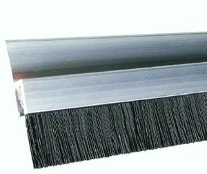 Channel Strip Brushes with Aluminum Holder pictures & photos