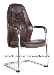 Xindian PU Staff/Metal Chair Fixed Office Chair (D8060) pictures & photos