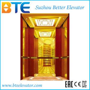 Premium Vvvf Traction Gearless Passenger Elevator