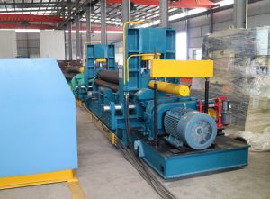 W11s Hydraulic Plate Folding Rolling Machine pictures & photos