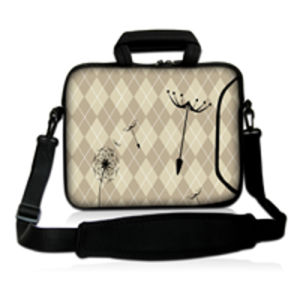 Neoprene Laptop Sleeve 15.6 Computer Messenger Bag 10 11.6 13.3 14 15.4 17.3 Inch Shoulder Laptop Bag Handle PC Protective Case pictures & photos