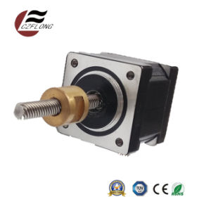Small Vibration Noise 35mm Stepper Motor for CNC Sewing Textile 5 pictures & photos