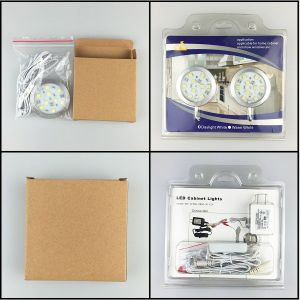 12V DIY LED Puck Lighting with Blister Pack pictures & photos