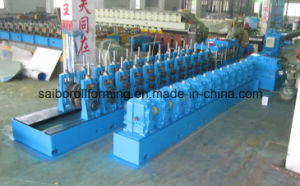 Double Row Gimbal Guard Rail Roll Forming Machine pictures & photos
