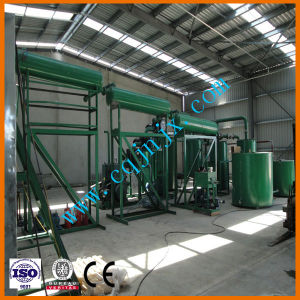 Waste Lube Oil Refinery Plant to High Quality Base Oil pictures & photos