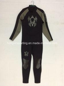 Men′s Long Neoprene Surfing Wetsuit (HX15L62) pictures & photos