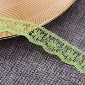 Non-Elastic Tricot Nylon Lace pictures & photos