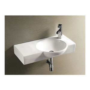 Ceramic Wall Hung Basin (9454A) pictures & photos