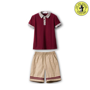 School Uniform Design, Boys School Uniform Shirts & Shorts, Uniform Factory pictures & photos