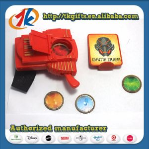 Promotional Item Disc Shooter with Wrist Band Kids Game Toy pictures & photos