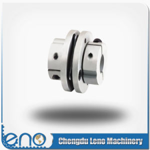 Mechanical Diaphragm Coupling for Stepper Motor