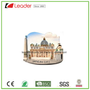 The Vatican City Resin Fridge Magnet for Souvenir Gift and Promotion pictures & photos