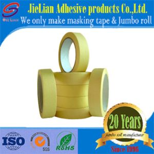 High Temperature Adhesive Masking Tape for Automotive Painting pictures & photos