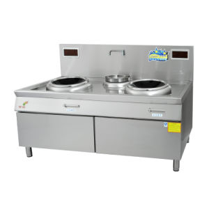 Asian Induction Cooker Range for The Kitchen Equipment