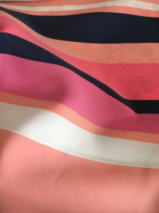 75D Printing Design Polyester Chiffon Fabric for Women Dress pictures & photos