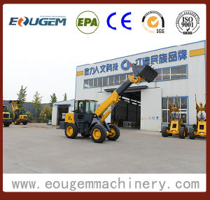 Construction Manchine Agricultural T2000 Telescopic Wheel Loader Equipment pictures & photos