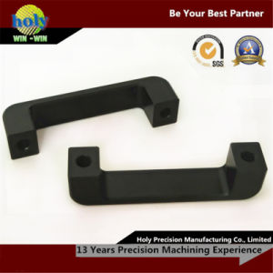 Boat Handle CNC Aluminum Machining with CNC Engraving Service pictures & photos