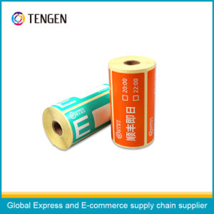 OEM Self Adhesive Label Sticker pictures & photos