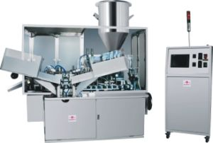 Double Head Tube Filling Machine pictures & photos
