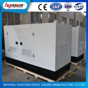 Weifang 62kVA Soundproof Quiet Standby Generator Sets pictures & photos
