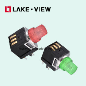 Illuminated Right Angle Tact Switch for Network Products pictures & photos