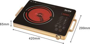 Housing Big Plate Infrared Cooker/Infrared Stove pictures & photos