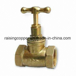 Brass Stop Valve (ITW310) pictures & photos