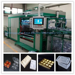 NF1250c Automatic High Speed Plastic Thermoforming Machine for Plastic Products pictures & photos