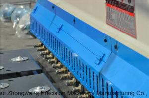 Wc67k 100t/4000 Torsion Axis Servo CNC Bending Machine pictures & photos