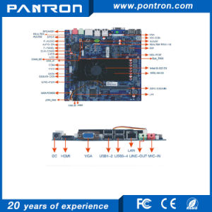 On board INTEL I5-3210M dual core POS motherboard pictures & photos