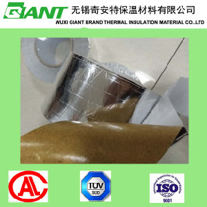 HVAC Thermal Insulation Fsk Adhesive Aluminium Foil Duct Tape pictures & photos