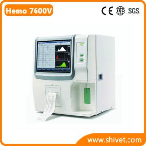 Automatic Veterinary Hematology Analyzer (Hemo 7600V) pictures & photos