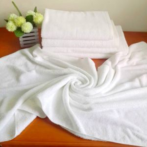 100% Egyptian Combed Cotton Terry Towel for Hotel /SPA (DPF10701) pictures & photos