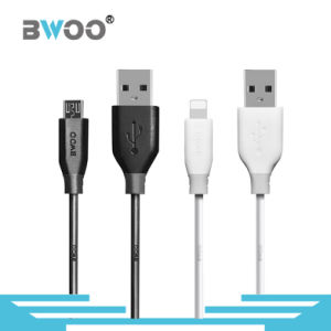USB Data Transmission Lightning Micro Charger Cable pictures & photos