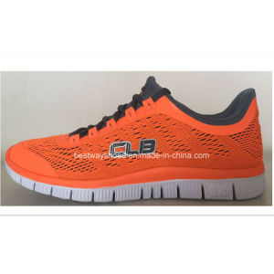 Five Colors Flyknit Racing Running Shoes Sporting Shoes Sneaker Men Shoes pictures & photos