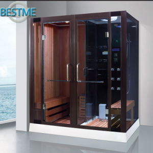 Wooden Steam Shower Room with Control Panel (BZ-5029) pictures & photos